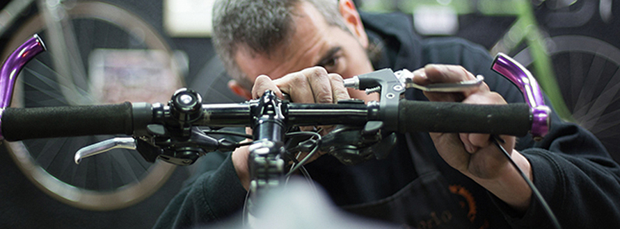 reparieren Sie Ihr fahrrad aus rosenheim beim Fahrrad Profi - reparatur service