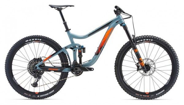 Giant Reign 1.5 LTD Grau/Orange